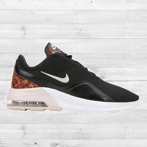 Nike Air Max Motion 2 Womens Shoes Color: Black/White/Barely Rose